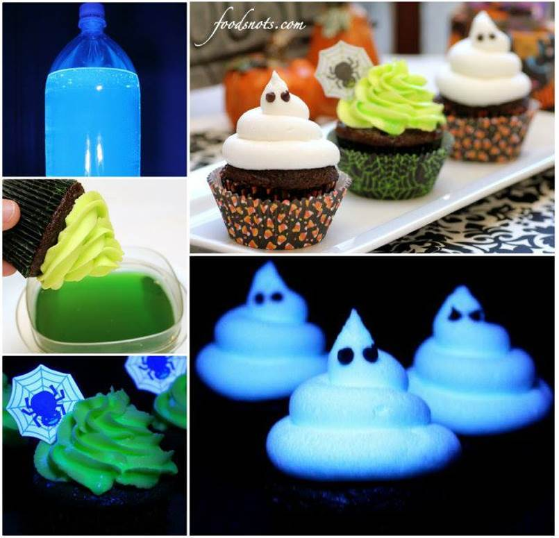 8 recipes for diy halloween cupcakes for Creative cupcake recipes and decorating ideas